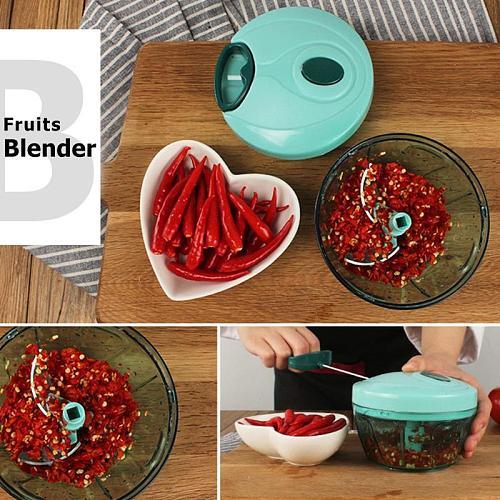 Manual Fruit Vegetable Chopper Hand Pull Food Cutter Onion Nuts Grinder Mincer Shredder Multifunction Kitchen Accessories