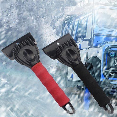 Ice Scraper Snow Shovel Windshield Auto Defrosting Car Winter Snow Removal Cleaning Tool Ice Scraper Ijs Krabber  Limpieza Coche