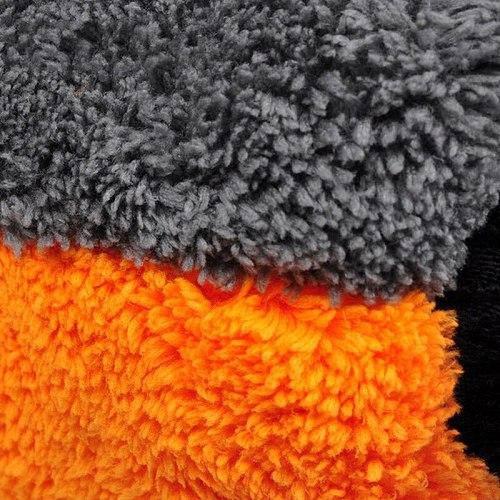 Coral Fleece Velvet Plush Short Wool Mitt Wash Car Mitten Washing Brush Cleaning Glove Tools Cloth