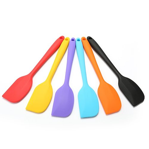 Cooking Tools Spatula For Cake Silicone Spatula Cooking Kitchen Pastry Spatula Cream Mixer Ice Cream Scoop Scraper Cream