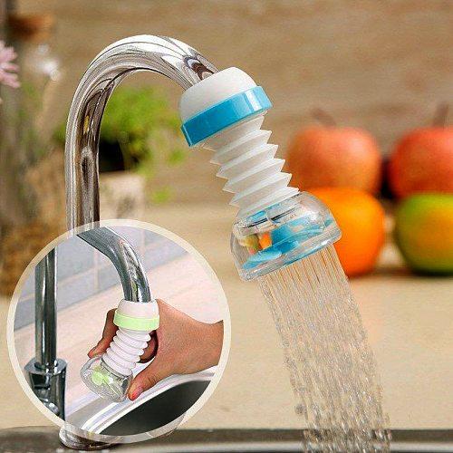 1PC Kitchen Saving Nozzle Faucet Connector Faucet Extender Water 360 Degree Adjustable Shower Accessories kitchen utensils