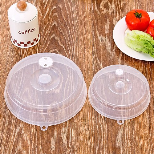 1pc Reusable Silicone Food Cover Lids Universal Transparent Food Wrap Covers Food Fresh Keeping Silicone Caps Lid Home Organizer
