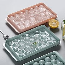Round Cone Ice Tray Mold Food Grade Flexible Ice Ball Molds For Whiskey Cocktail