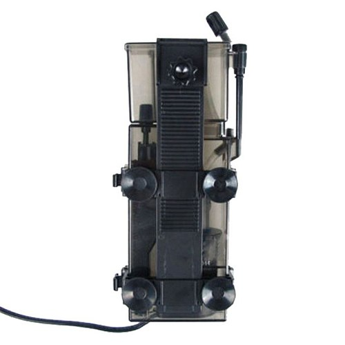Universal Fish Tank Water Filter Marine Protein Skimmer Separator with Pump for Seawater Tank Aquarium Accessories