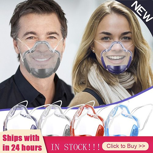 New Full Face Shield Large Mirror Guard Protector Oversized Visor Wrap Shield Christmas Mask With Breathing Travel Kitchen Tools
