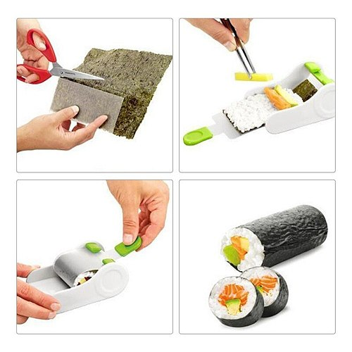 2021 Meat Rolling Maker Kitchen Accessories Creative Vegetable Meat Rolling Tool Stuffed Grape Gadget Tool Sushi Maker Home