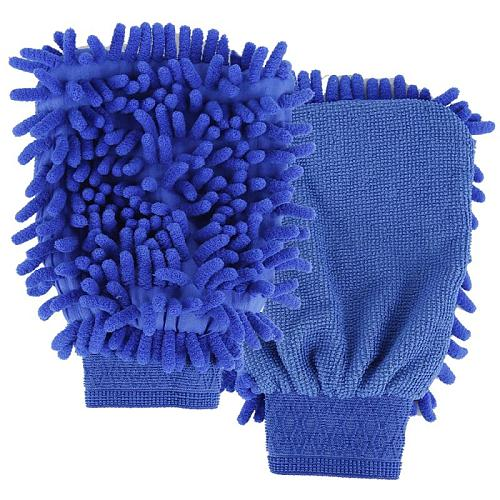 Dropship Soft Absorbancy Glove High Density Car Cleaning Ultra Soft Easy To Dry Auto Detailing Microfiber Wash Mitt Cloth