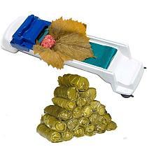 Magic Stuffed Grape Vegetable Meat Rolling Tool Cabbage Leaf Rolling Tool-Yaprak Sarma Dolmer Roller Machine Moedor De Carne
