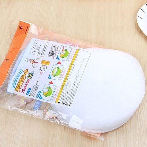 Kitchen Food Oil Absorption Paper Food Grade Health Oil Filter Paper Kitch 12Pcs