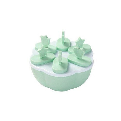 DIY Homemade Ice Cream Mold Popsicle Ice Cube Ice Box Household Refrigerator Stick Ice Cream Mold Ice Tray Ice Mold
