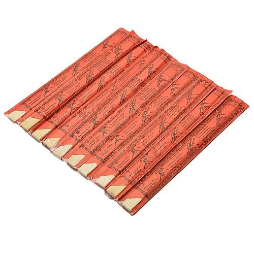 10Pairs Disposable Chinese Bamboo Chopsticks Kari-Out  Long Individually wrapped Chop Sticks