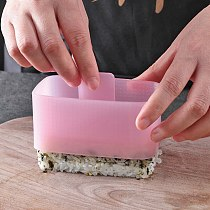 Thousand Layer Rice Ball Mold DIY Warship Sushi Mold Rectangular Multi-layer Sushi Children's Complementary Food Lunch Tool