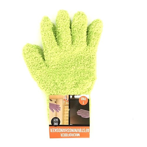 New Knitted Inner Scrub Gloves Super Soft Microfiber Car Detailing Wash Mitt For Car Care Leather Panel Vinyl and Fabric