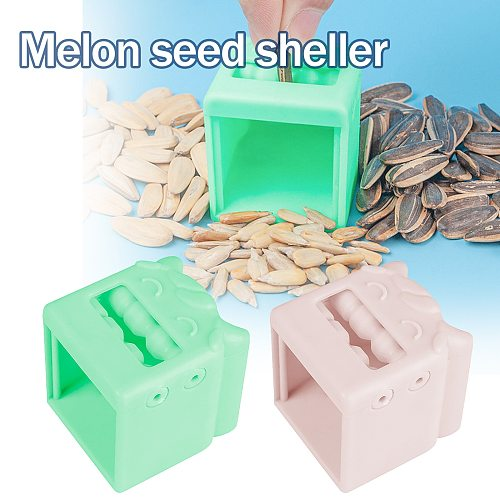 2pc Electric Melon Seed Peeler Machine Household Automatic Seedshelling Peeling Machine Kitchen Tools Shelling Seeds Accessories