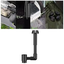 1 Pc Fish Tanks Aquarium Surface Skimmer Oil Remover Three-in-one Water-pump Filter Part Water Cleaner Accessories