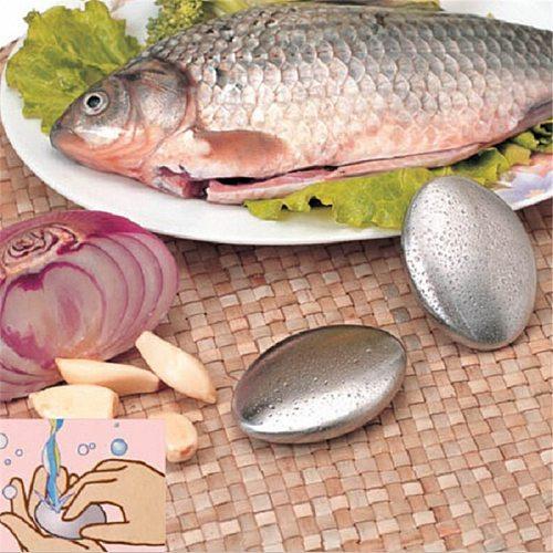 1pcs Chef Soap Stainless Steel Remover Bar Magic Soap Garlic/onion Etc Smells Kitchen Gadget Kitchen Accessories De Cocina-S