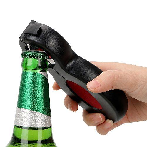 1 pcs 6 in 1 Opener Multi Function Twist Bottle Opener Stainless Steel Jar Gripper Can Wine Beer Lid Twist Off Jar Opener Claw