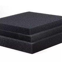 Black Filtration Foam Aquarium Fish Tank Biochemical Filter Sponge Pad Skimmer Long Use Time Sponge Supply Tank