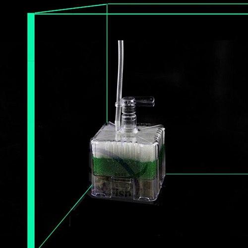 Aquarium Filter Pump Built-in Oxygen Pump Water Cleaning Supplies Fish Tank Water Filter Marine Protein Skimmer