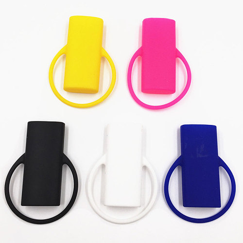 Silicone Cigarette Gas Lighter Case Smoking Accessory Fall Proof Lighter Sleeve