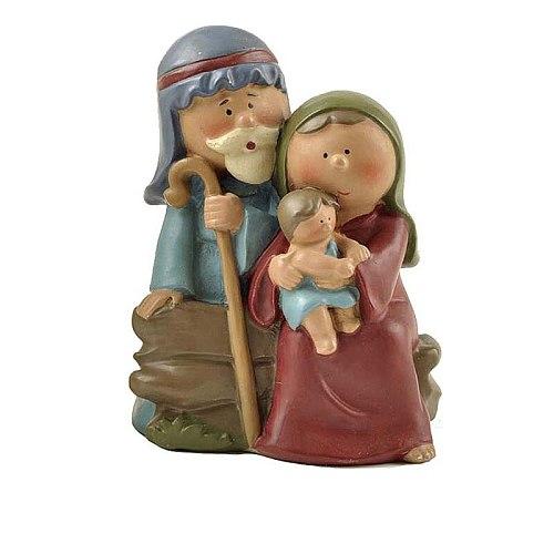 CHRISTMAS MANGER XMAS GIFT CHRIST ORNAMENTS CATHOLIC JESUS BIRTH CRAFTS RESIN CHURCH SOUVENIR NAVIDAD HOME DECORATION