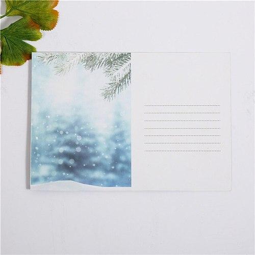 5D DIY Diamond Painting Greeting Card Special Shaped Diamond Embroidery Christmas Cards Postcards Birthday Xmas Gift