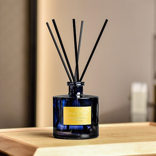 200ml Reed Diffuser Set High Quality Aromatherapy Diffuser for Home Decoration Air Freshener Lavender/Sandalwood /Rose