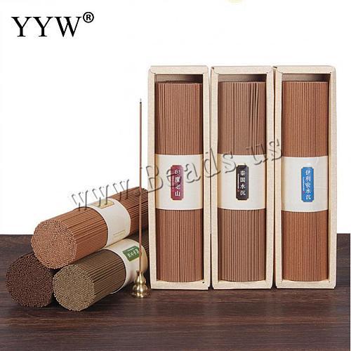 650pcs/Box Sandalwood Incense Sticks India Oud Thailand Sinking Eaglewood Diffuser Aroma Sticks Aromatherapy Home Fragrance