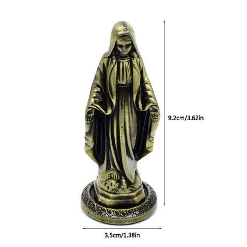 Saint Figure Statue Christ Catholic Church Decoration Religious Chapel Souvenirs