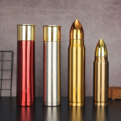 1000ml Double-layer Vacuum Stainless Steel Bullet Sports Mug water bottle