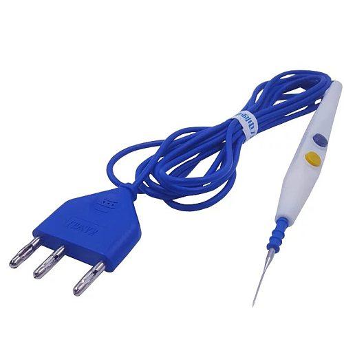Disposable High Frequency Electrode Electric Knife Pen Plug socket Disposable scalpel operation LEEP monopolar pettifoggery