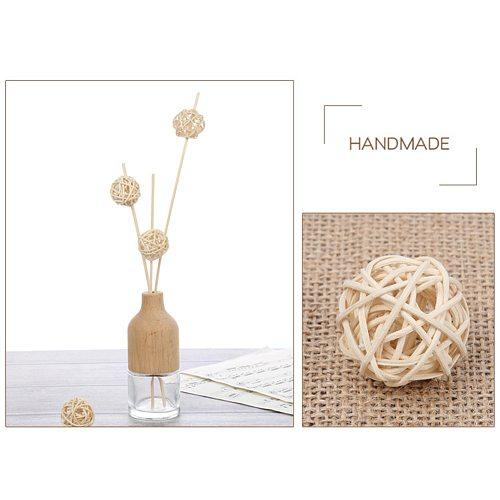 10 Pcs Aromatherapy Ball Volatile Plant Accessories Stick Bathroom Home Decoration Fragrances Diffuser Stick Aromatic NEW