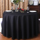 YRYIE 1PC Solid Color PurPle Wine Red Washable Wedding Tablecloth For Round Fable Party Banquet Dining Table Cover Decor