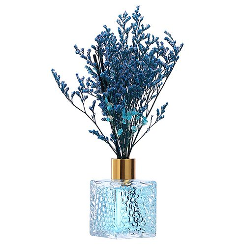 @ 80ml Aromatherapy Essential Oil Set Reed Oil Diffusers With Natural Sticks Glass Bottle And Scented Oil Air Purifier For Home