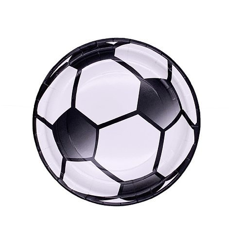 16PCS Birthday Party Decorate Football and Soccer Ball Theme Tissues Kids Boys Favors Towels Baby Shower Paper Napkins Serviette