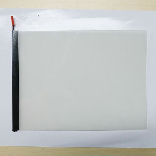 HOHOFILM 200mmx200mm White Smart Film Self-adhesive Switchable Power on and off Clear or opaque Power On and off sample
