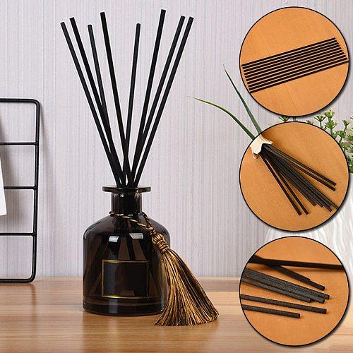 10Pcs Fire-Free Rattan Aroma Diffuser Rattan Aroma Diffuser Stick 18/22/23.5/25/26.5Cm Fiber Aroma Diffuser Stick