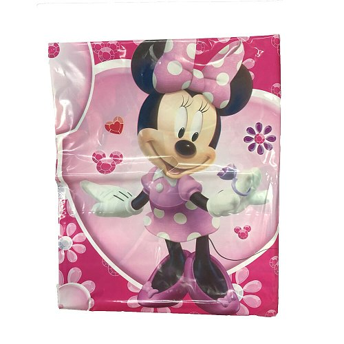Disney Minnie Mouse Theme Birthday Party Supplies Cup Plate napkin Kids Girl Party decoration Disposable Tableware Set
