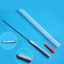 EACU disposable acupuncture edge needle with tube knife needle superfine needle painless massage needle