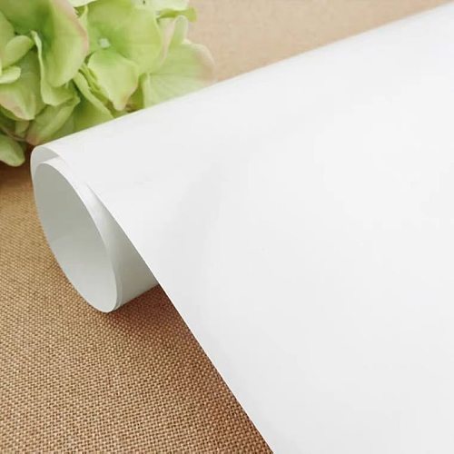 Total Blackout Window Self Adhesive Film White Mirror Opaque Privacy Protective Glass Sticker for Bathroom Kitchen Vinyl 2 Meter