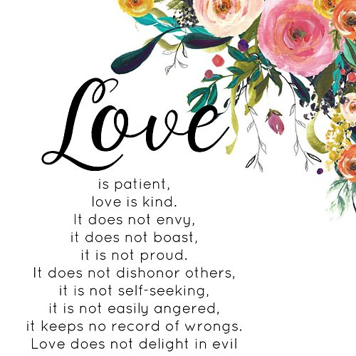 Posters and Prints Bible Verse Canvas Painting Poster Christian Wall Art Watercolor Flowers Pictures for Living Room Home Decor