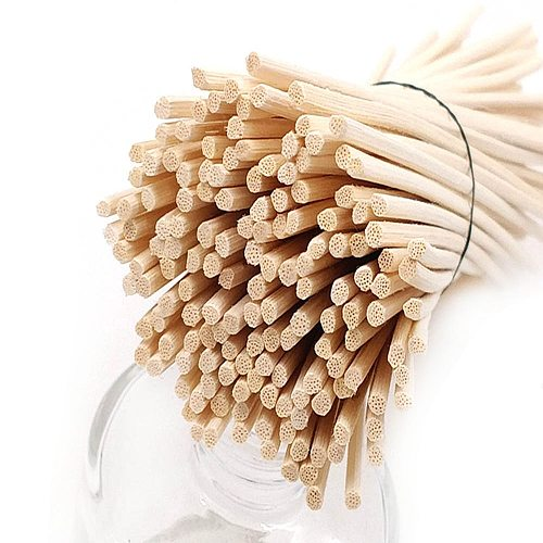 100pcs Natural Rattan Reed Diffuser Premium  Replacement Rattan Sticks Aromatic Sticks For Fragrance For Home Wedding Decor