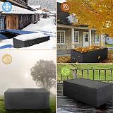 Waterproof Cover Patio Garden Furniture Covers Outdoor Sofa Chair Table Cover for Dust Proof Cover 210D