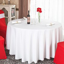 Hot Wedding Party Favor Round Table Cloth Cover White Red Multi Color Home Dining Polyester Halloween Black Square Tablecloth