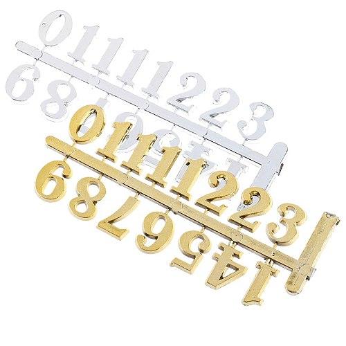DIY Clock Digital Parts Numerals Restore Ancient Ways Digital Accessories Quartz Clock Movement For Clock Repair