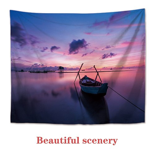 Silstar Tex  Wall Tapestry Customized Hanging Printed Tapestry Weaving Machine All Size Decoration