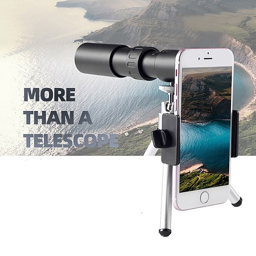 2021 decoration vintage  4K 10-30X25mm Super Telephoto Zoom Monocular Telescope Portable декор дома новый год