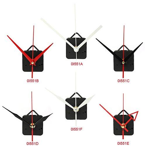 1 Set Silent Large Wall Clock Quartz Clock Movement Mechanism Diy Repair Parts+hands Watch Wall Clock Movement Nov Accessories