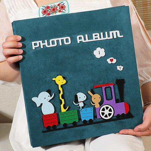 600 Photos 5 inch Photo Album For Kids Large Wedding Photo Album Family Photo Albums Baby Home Decoration Large Capacity