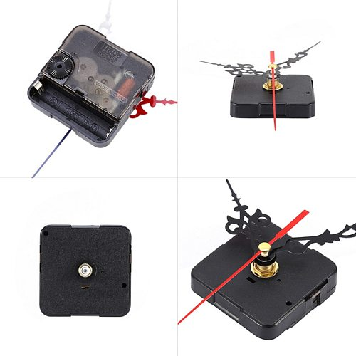 New Mute DIY Clock Quartz Watch Clock Mechanism Wall Clock Movement Mechanism Parts Repair Replacement Accessories Home Decor